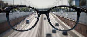Read more about the article Exame da visão para o motorista.